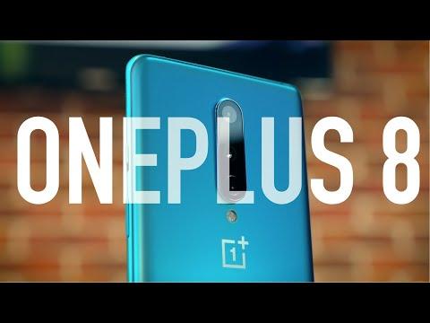 Обзор OnePlus 8. У них получилось!