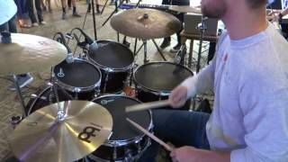 This Is Living Now - Hillsong Young & Free Drum Cover