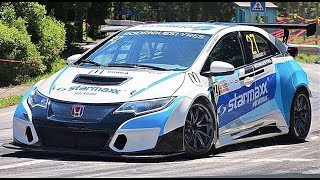 Honda Civic Type-R TCR || 350Hp/420Nm Turbo Touring Car