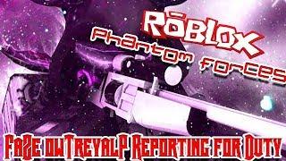 FAZE OWTREYALP REPORTING FOR DUTY! | Roblox: Phantom Forces