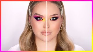 How I USED To Do My Makeup VS. NOW! | NikkieTutorials