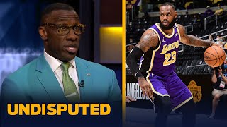 """The Lakers are in real trouble"" - Shannon Sharpe on LeBron James' return 