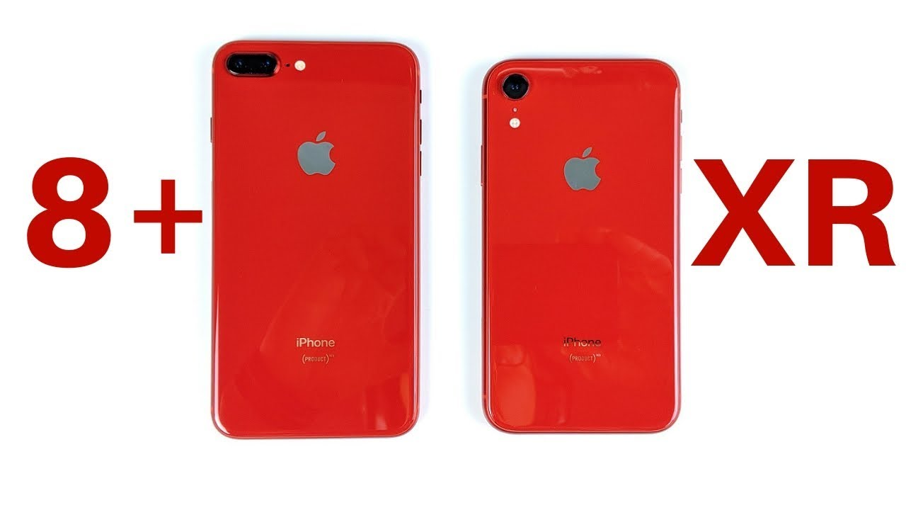 iphone 8 plus vs iphone xr speed test youtube. Black Bedroom Furniture Sets. Home Design Ideas