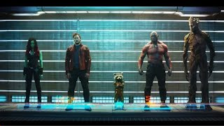 Guardians of the Galaxy Vol 1 - Fight Scenes