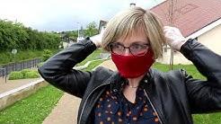 Labastide-Monréjeau : La municipalité a commencé la distribution des masques.