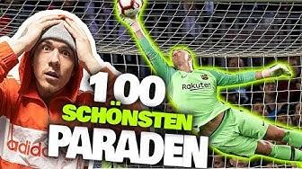 Die 100 SCHÖNSTEN Paraden von TER STEGEN !