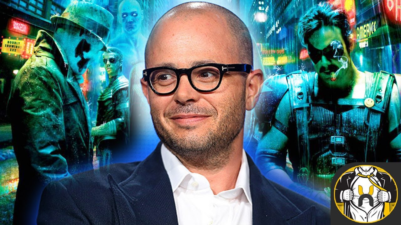 'Watchmen' TV Series From Damon Lindelof in the Works at HBO