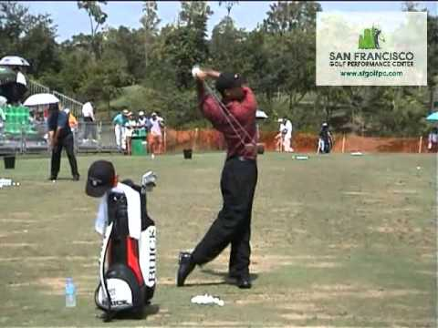 Tiger Woods Swings 2000