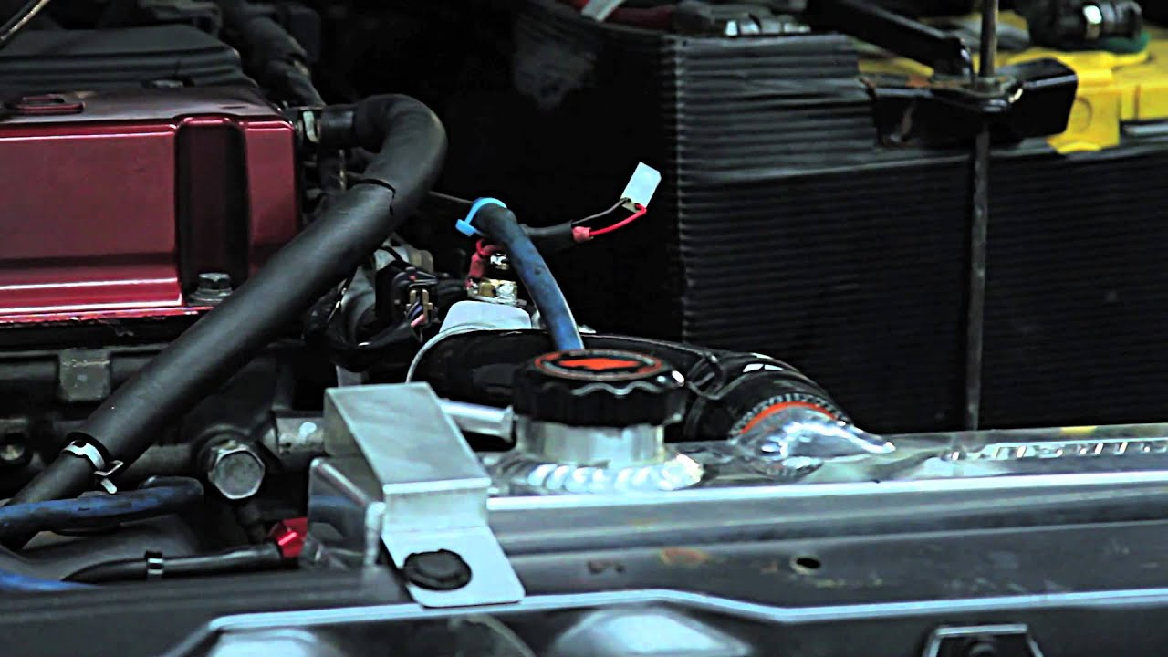 1992 2000 Honda Civic Performance Radiator Features U0026 Benefits By Mishimoto