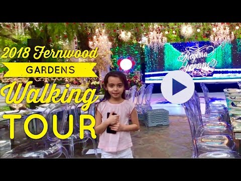 2018 Fernwood Gardens Quezon City Full Walking Tour Best Garden Wedding Events Venue