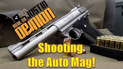 44 Auto Mag - A Handful of Thunder!