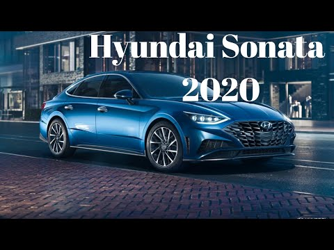 Hyundai sonata 2020 review