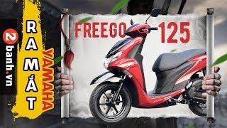 Yamaha FreeGo 125 - Cận cảnh chi tiết FreeGo ABS 2019 vừa được ra mắt