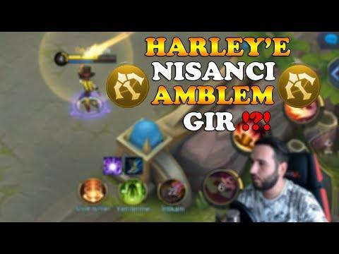 Troll serisi | Harley'e nişancı amblemi ile gir ! | Mobile Legends