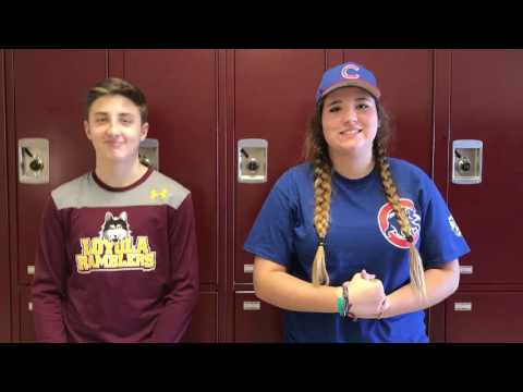 Prairie Ridge High School Appreciation Project