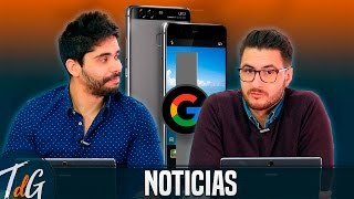 Noticias: Galaxy Note 8, Huawei P10 edge y problemas AirPods