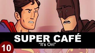 Super Cafe: Batman v Superman - It