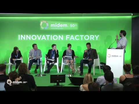 Midemlab Pitch: Music Discovery, Recommendation & Creation - Midem 2016