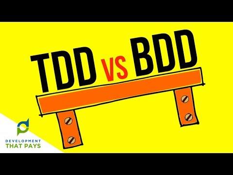 Test Driven Development vs Behaviour Driven Development