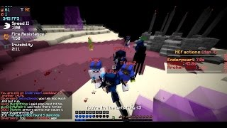 hcgames lets play 4 quick dropping an archer while kiting from 8 man faction map 4