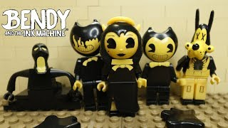 Lego Bendy and the Ink Machine Song Projections CG5