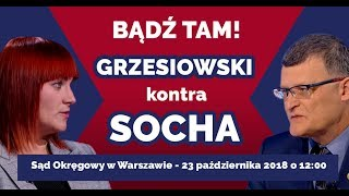 STUDIO POLAKÓW - Justyna Socha w ławie oskarżonych - tylko za co?