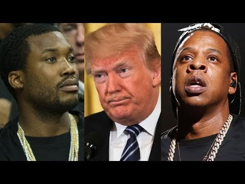 The Real Reason Jay-Z SHUT DOWN Meek Mill's Visit To The White House?!?