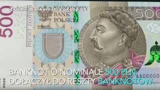 Czy banknot 500-złotowy sprawdzi się w dobie płatności bezgotówkowych?