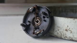 как восстановить сгоревший мини-электромоторчик: пошаговое руководство