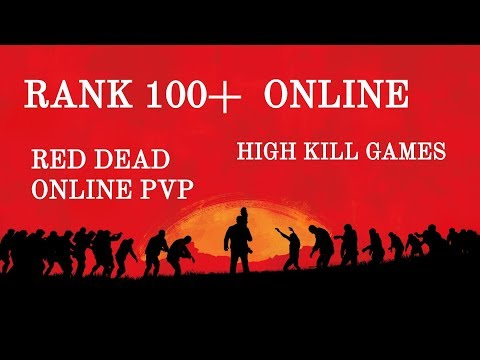 RANK 113 RED DEAD REDEMPTION 2 ONLINE PVP DYNAMITE ARROWS - 8000  KILLS thumbnail