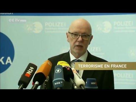 CCTV Le journal 17h 01/11/2016