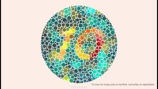 Êtes-vous daltonien ?