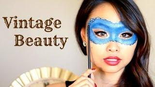 Vintage Beauty - NYX FACE AWARDS 2013 Thumbnail