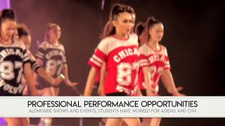 Welcome to Debut College - BTEC courses in Dance and Acting