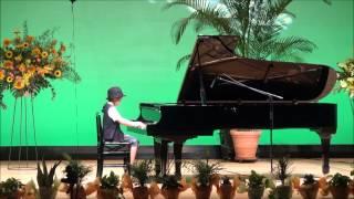 ピアノを始めて1年5ヶ月の次男。 忌野さんのイメージもあったので、次男...
