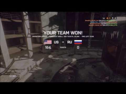 BF4 | 16v16 Locker | Ao1 vs MeeD