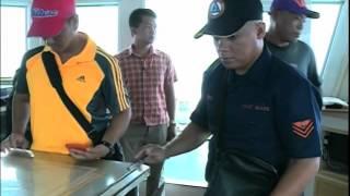 Alleged cargo ship hijacking foiled in Sarangani