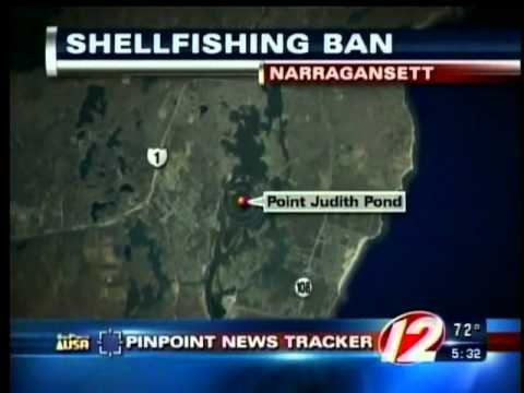 Shellfishing Ban