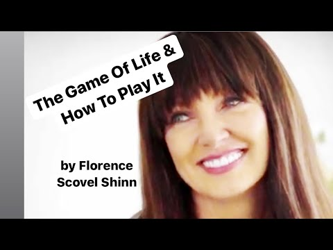 The Game Of Life And How To Play It Womens Version By Florence Scovel Shinn