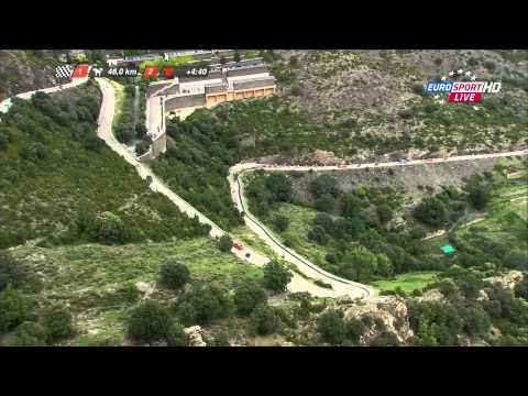 La Vuelta 2015 - Etapa 11 - Andorra la Vella - Cortals d´Encamp (138km)