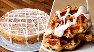 Cinnamon Roll With A Twist • Tasty Recipes