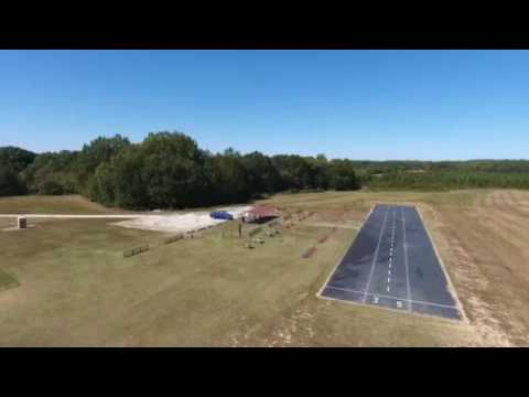North Mississippi Radio Control Club Fly over