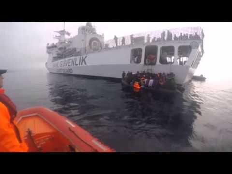 Illegal immigrants caught in Izmir