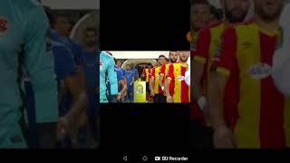 Es Tunis v AL Ahly SC CAP CL FINAL 10/11/2018