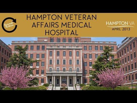 Hampton Veterans Affairs Medical Hospital
