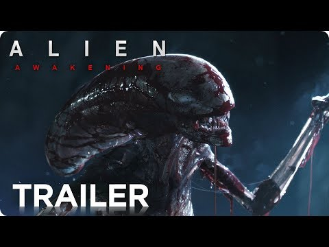 Random Movie Pick - ALIEN: Awakening (2019) Teaser Trailer Concept #1 [HD] Ridley Scott Si-Fi Movie YouTube Trailer