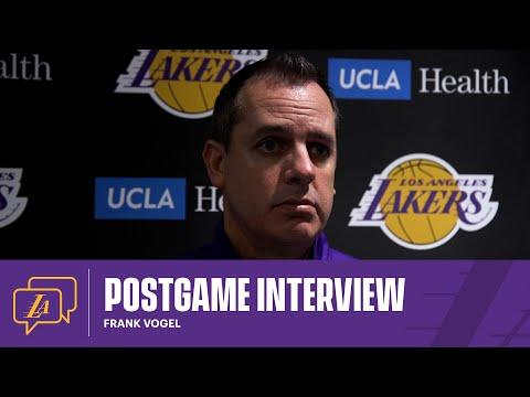 Lakers Postgame: Frank Vogel (4/6/21)