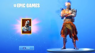 FORTNITE PRISONER SKIN STAGE 3 KEY PRÓXIMAMENTE! (FORTNITE SNOWFALL SKIN)