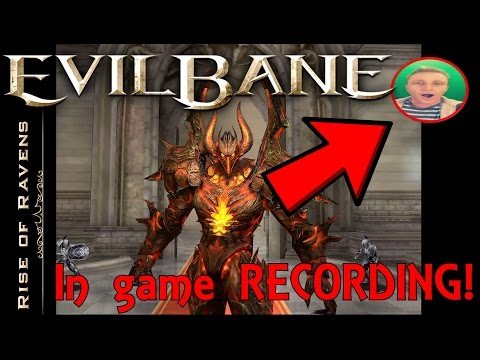 Evil Bane - Now with *screen record* and face cam! - 동영상