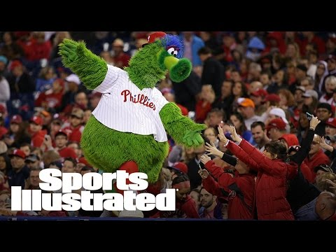 Phillie Phanatic: Pheel the Love | SI NOW | Sports Illustrated